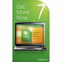Windows 7 Starter to Home Basic Anytime Upgrade Product Key