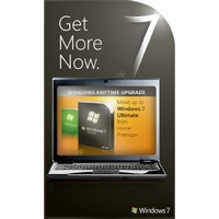 Windows 7 Starter to Ultimate Anytime Upgrade Product Key
